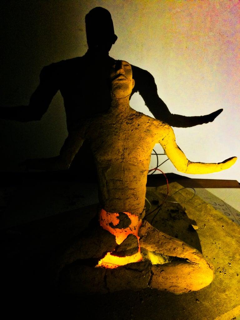 Meditator Sculpture
