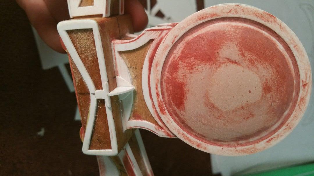 Spade Detail
