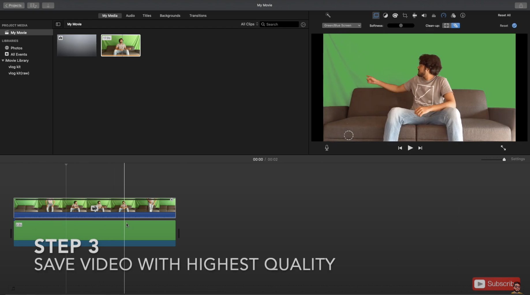 Export Video With Highest Quality