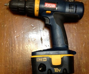 12 Volt Battery Adaptor for Power Tools