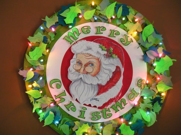Homemade Holiday Decorations