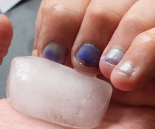 Thermocolor (Color Change) Nail Polish