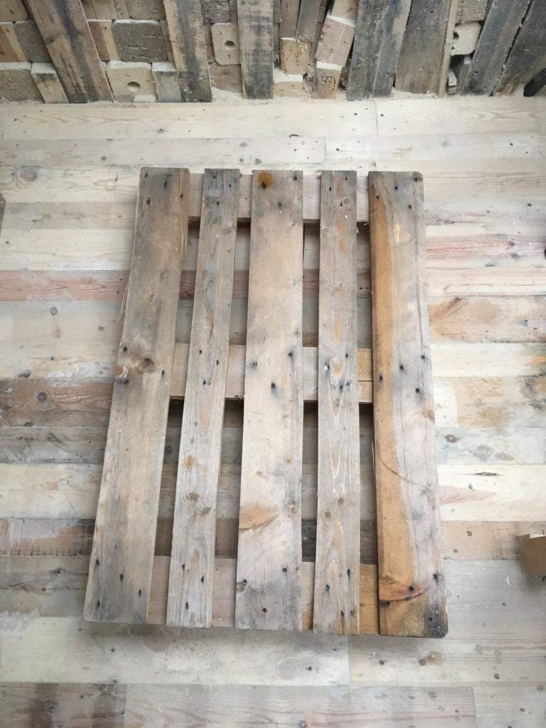 Where to Get Free Pallets?