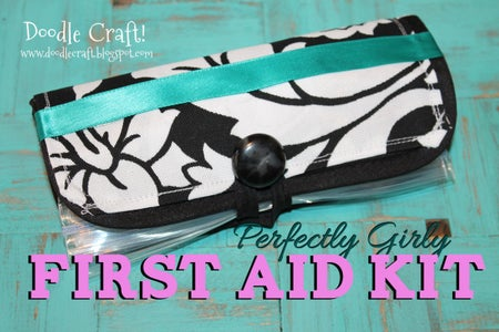 Perfectly Girly First Aid Kit!