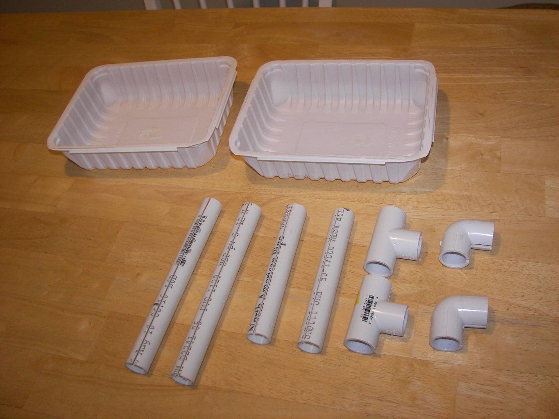 Make a Matching Candy Bucket / Human DNA Transporter