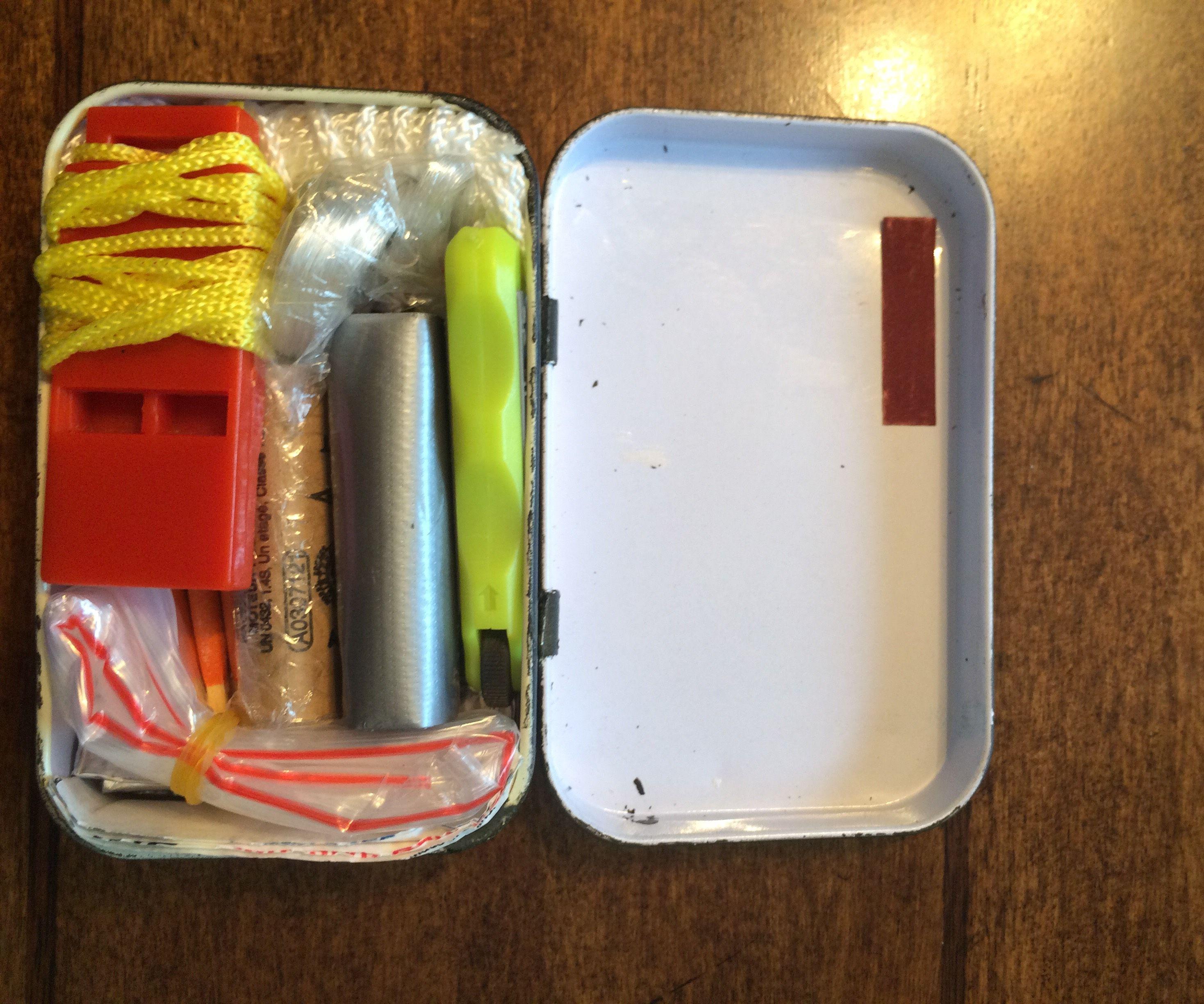 No Nonsense Survival Kit