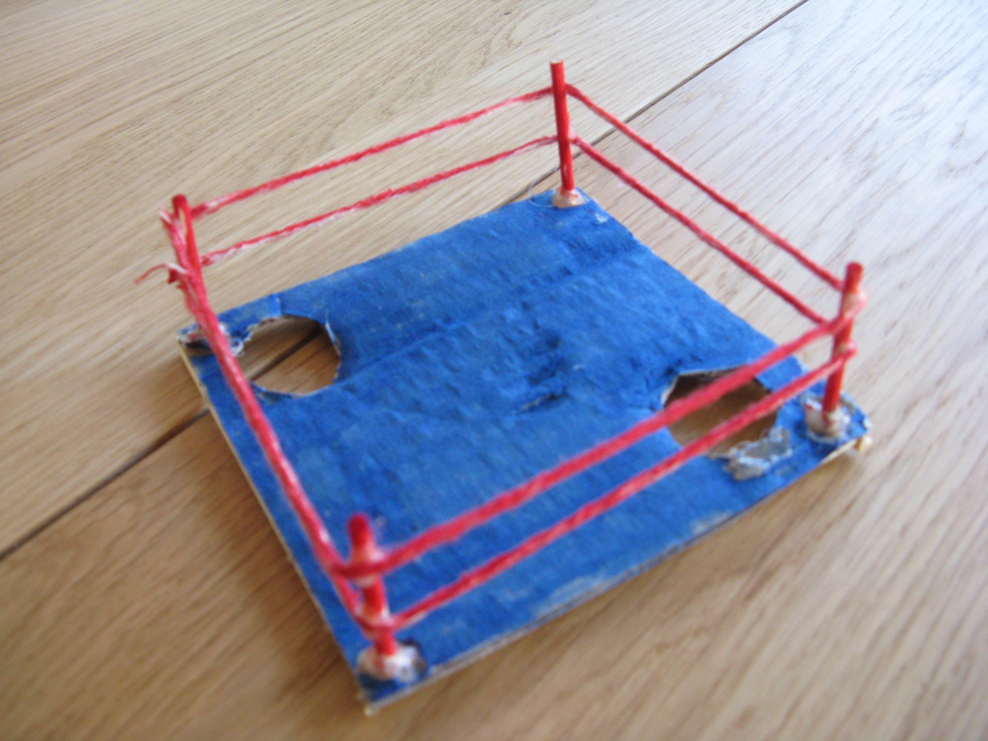 Thumb Wrestling Ring.