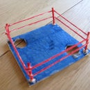 Thumb Wrestling Ring.