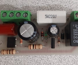 Soft Starter (Inrush Current Limiter) for AC and DC Loads