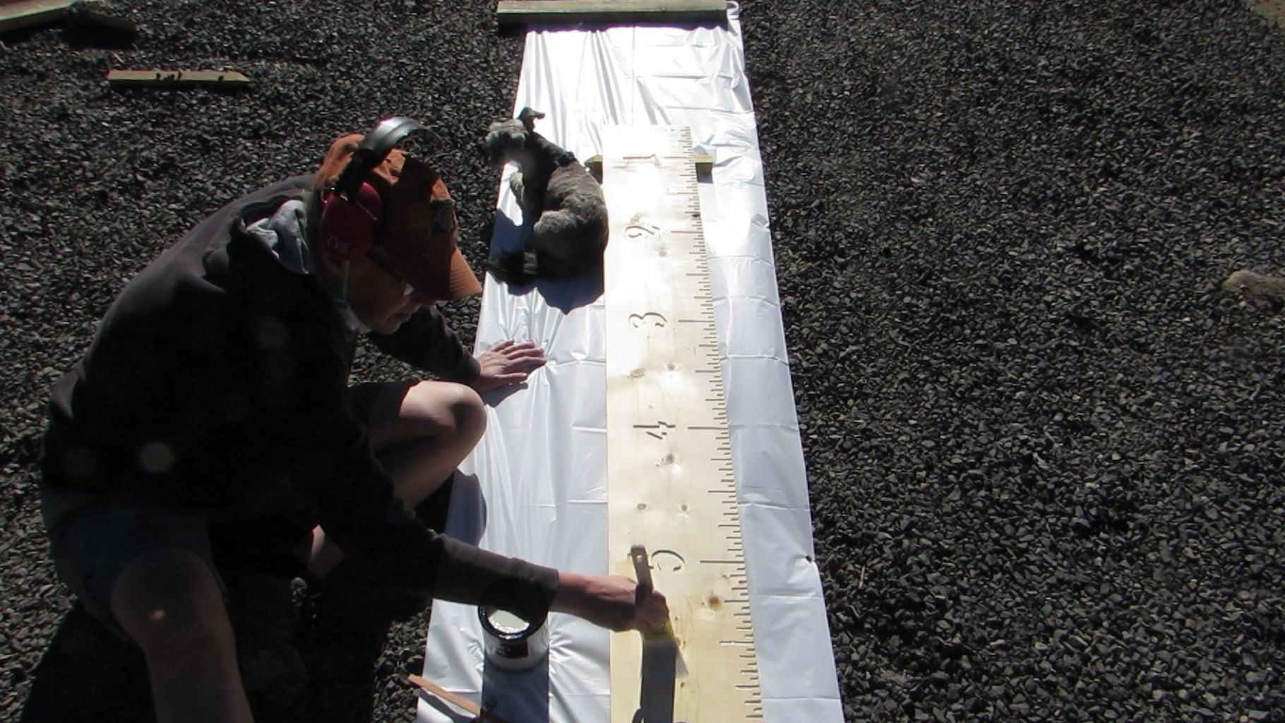 Optional: Placing a Sanding Sealer