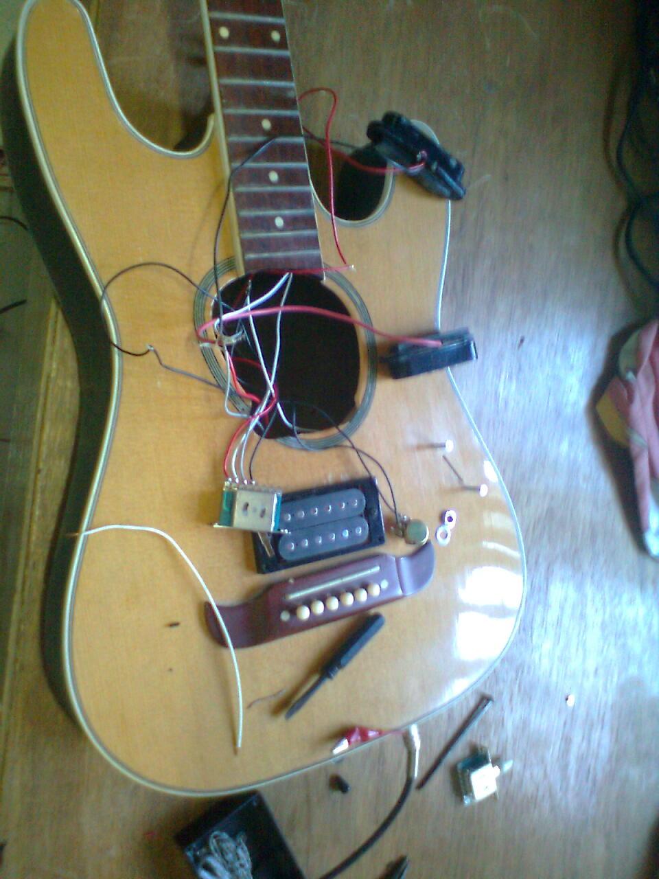 Install Electronics