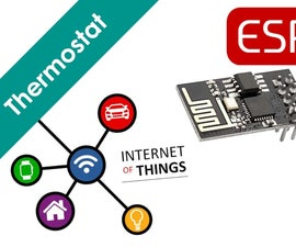 Thermostat ESP8266