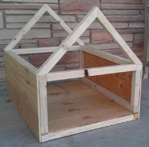 Exterior Framing Assembly