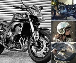 DIY Motorcycle Hacks and Fixes