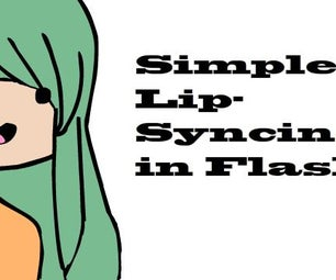 How to Do Simple Lip-Syncing in Adobe Flash CS5
