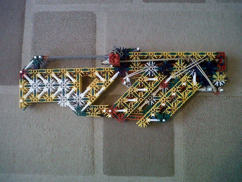Knex Vice CKG Bolt Action Gun Instructions