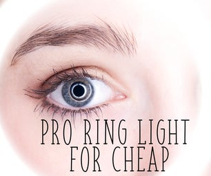 PRO RING LIGHT FOR CHEAP