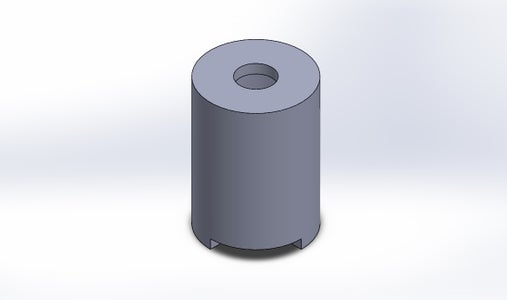 Paso 1 - Impresión 3D
