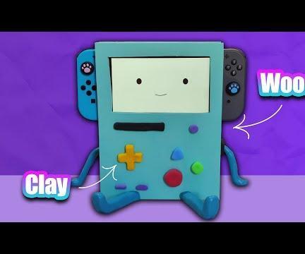 BMO Nintendo Switch站Diy  - 免费木材计划
