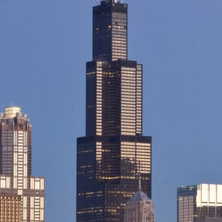 3D Sears Tower (Willis Tower)
