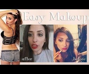 Easiest Makeup Tutorial