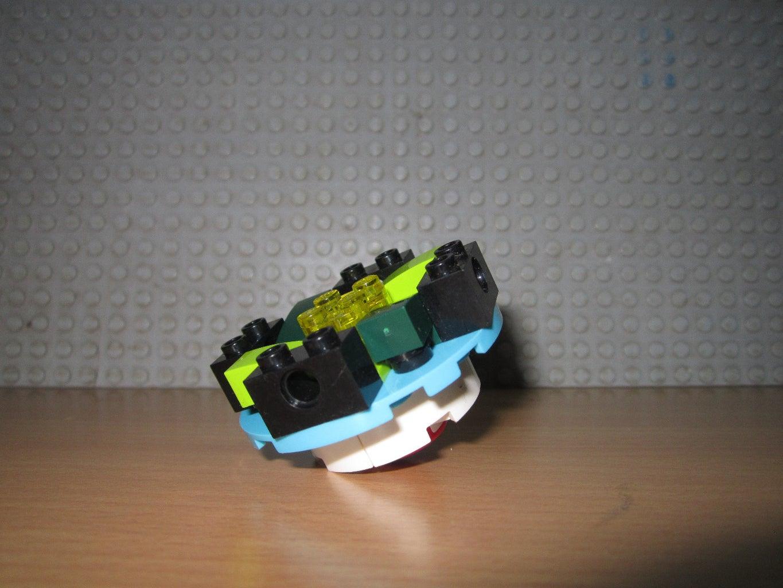 LEGO Beyblade With Ripper