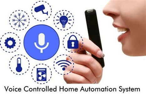 Audio Controlled  Home Using Esp8266