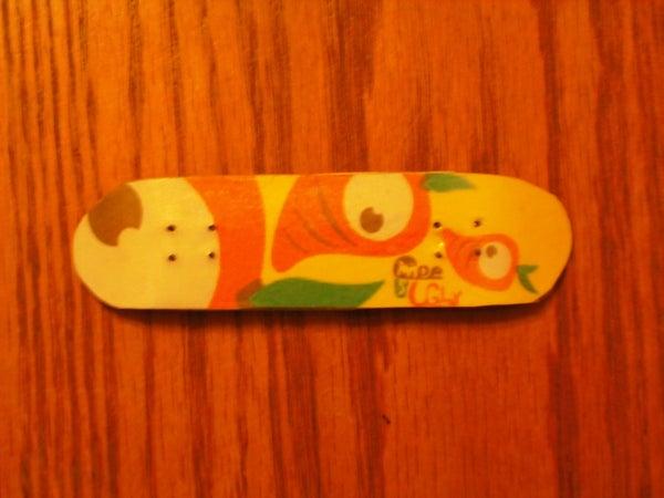 Paper Fingerboard