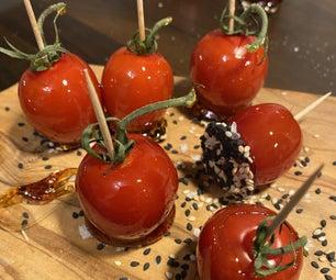 蜜饯西红柿