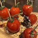 Candied Cherry Tomatoes