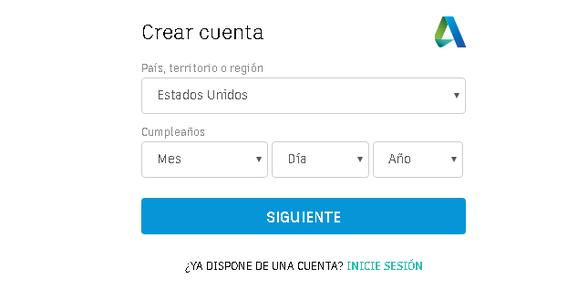 Creacion De Cuenta En Tinkercad.com