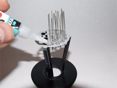 Assembling the LED Plate