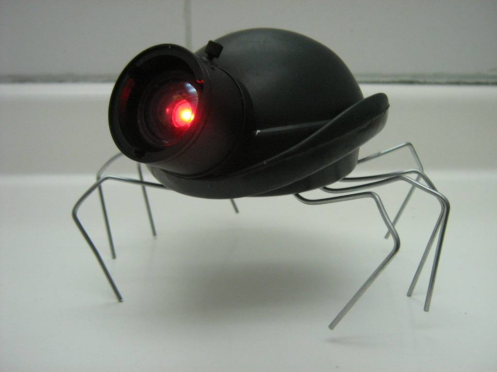 Mini DOR-15 made from a Mr. Potato Head hat (Mark 1)