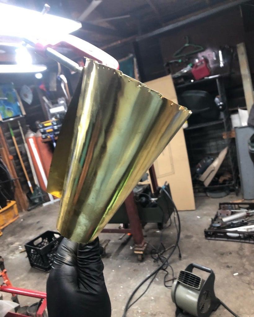 Repurposed Lamp
