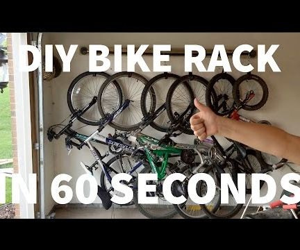 6-Bike Rack for $60 in 60-seconds