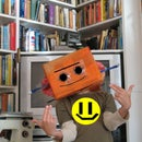 Instructables Robot Head