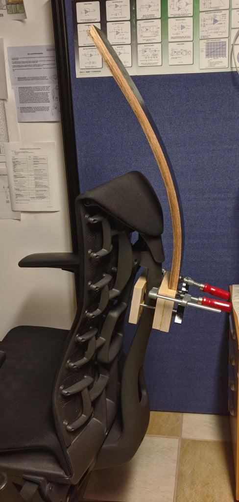 Bent Arm/Spine Construction