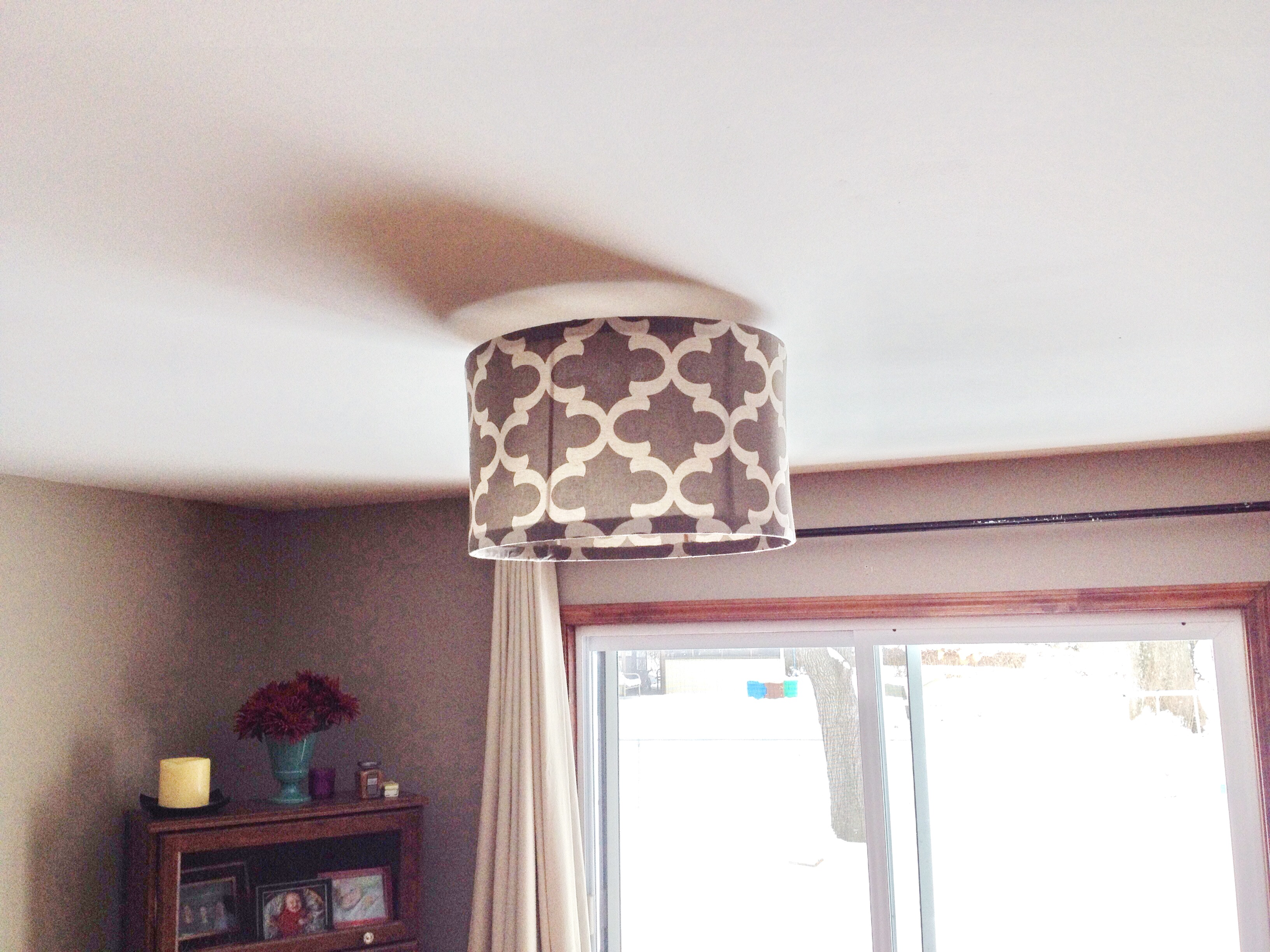 Diy Drum Shade 5 Steps With Pictures Instructables