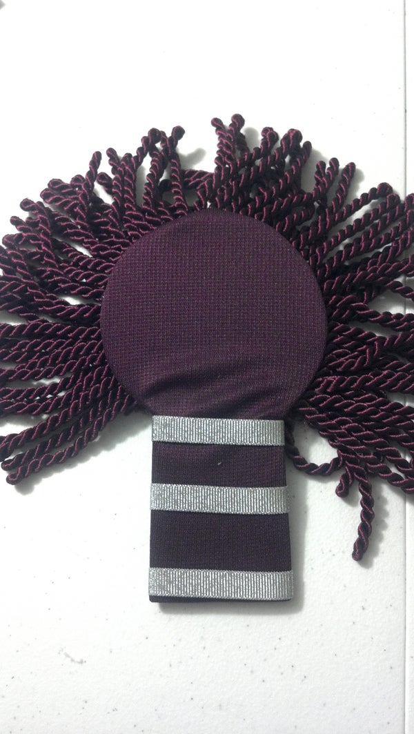 Officer Style Epaulette's ( the Quick, Cheap and Easy Way!)