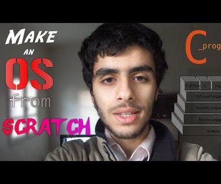 Make an OS from scratch