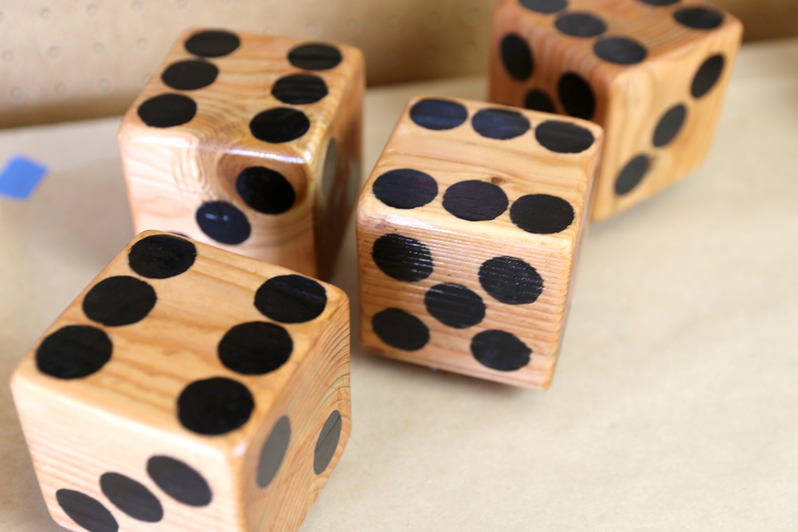 Easy Yard Dice: 7 Steps (with Pictures)