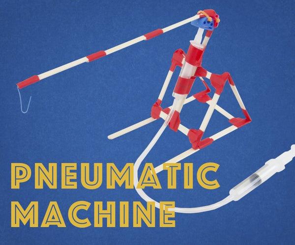 Simple Pneumatic Machine