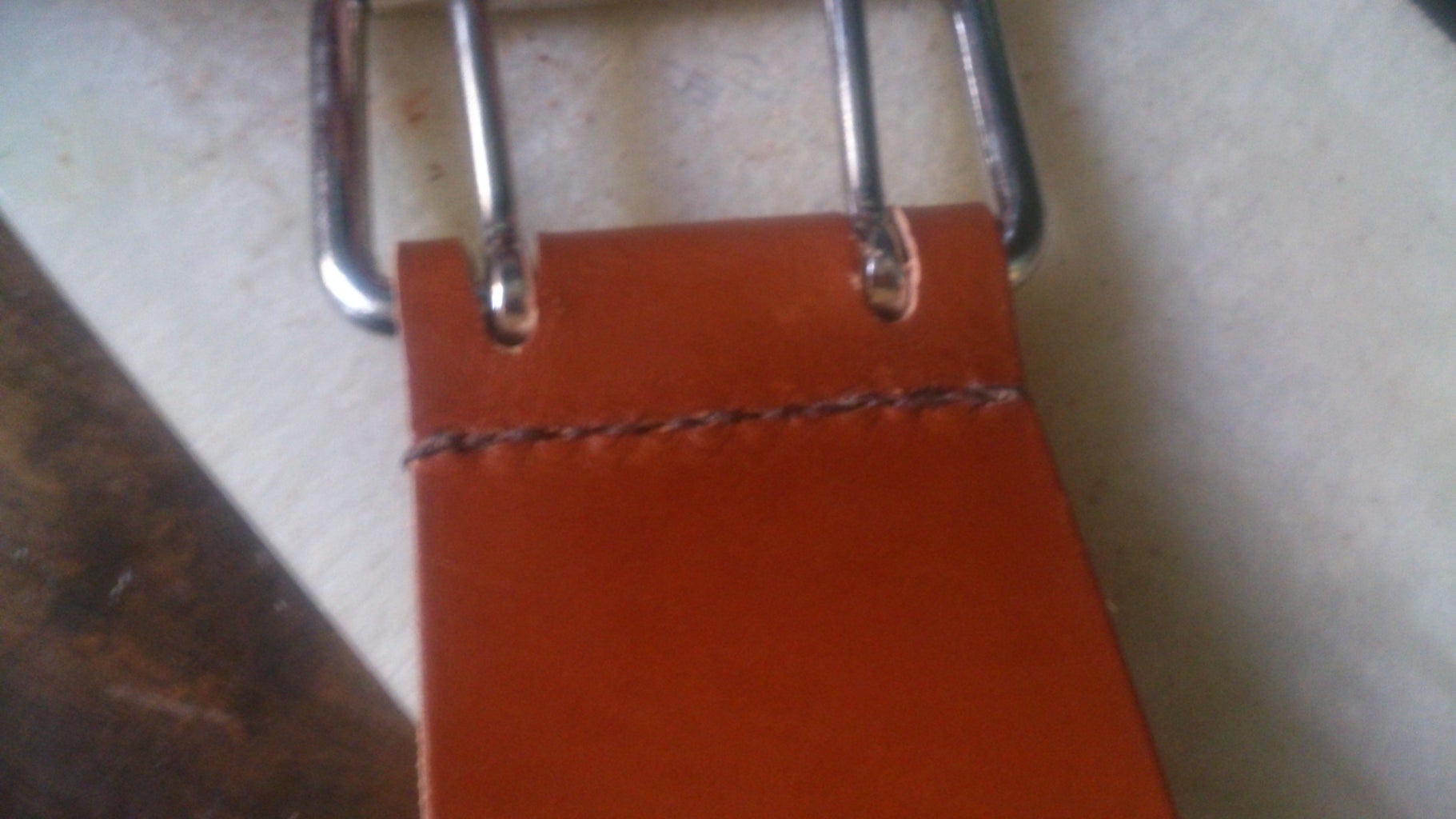 Measuring, Cutting and a Little Bit of Stitching