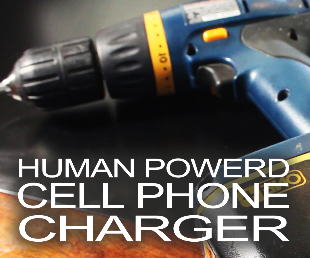 Make an Emergency Phone Charger - MacGyver Style!
