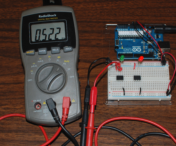 Using Statistical Process Control to Test the Attiny85 Internal Clock
