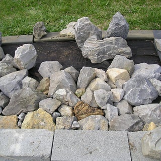 Nayan carport rock garden.JPG