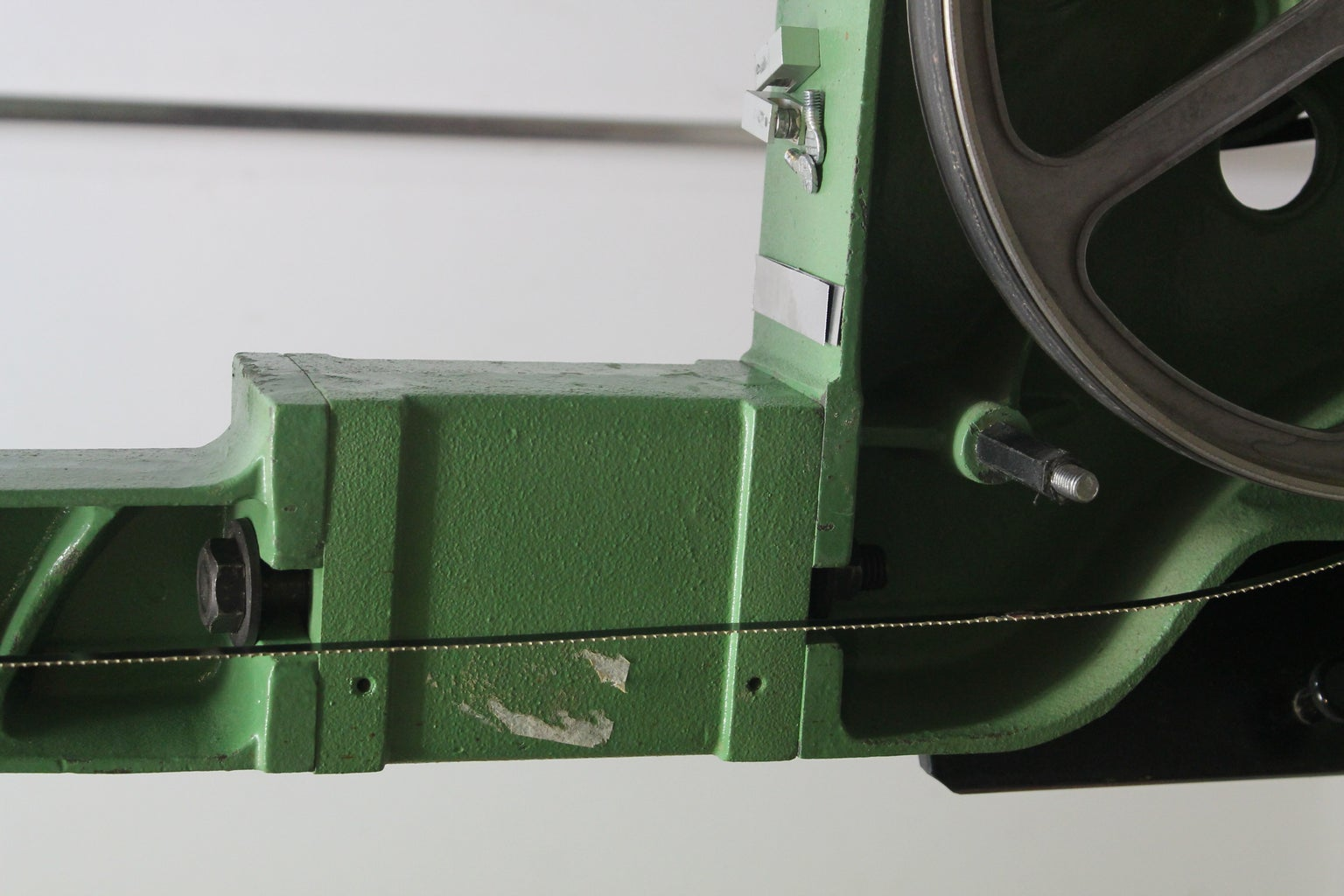 Bastard Problem: Plumb the Guide and Blade