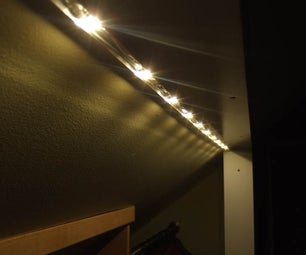 Low Profile Linear LED Array