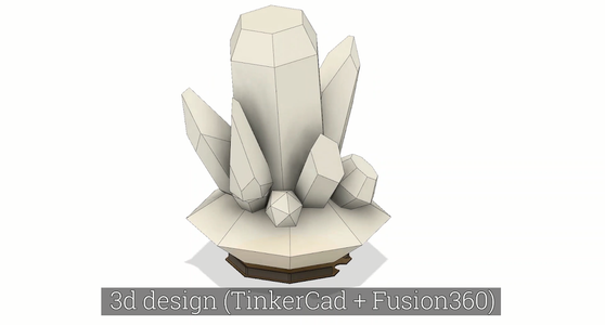 Modeling With TinkerCad and Fusion360