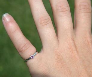 Part 2 of 2: How to Make a Basic Ring